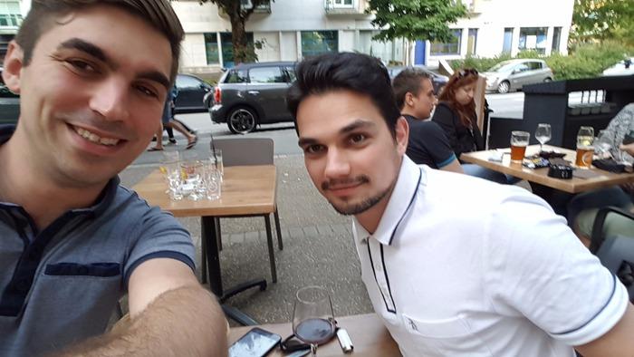 Antoine C. Rencontre autour d'une Taverne